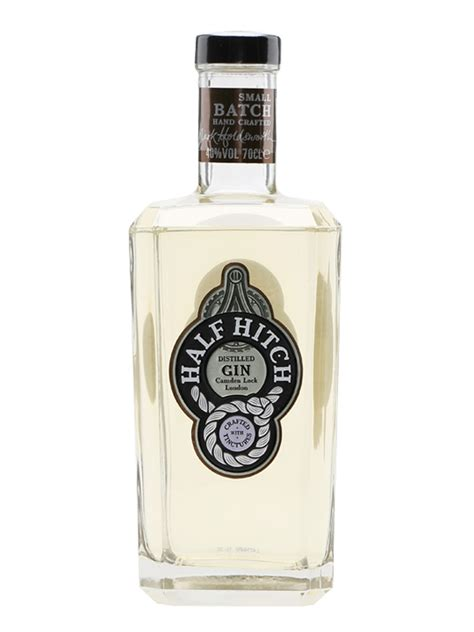 Gin Bar Accessories Half Hitch Gin 70cl Buy From The Whisky Exchange