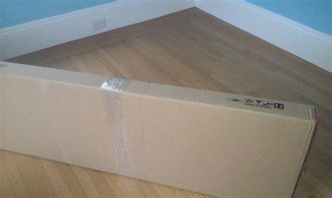assembling a bed