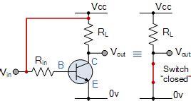 transistor sebagai saklar relay fungsi transistor sebagai saklar 187 skemaku