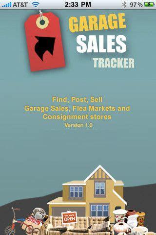 mobile garage sale medl mobile s garage sales app gps locator apps