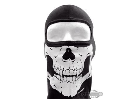 Mask Balaclava Skull Emerson Topeng scha skull balaclava black by scha airsoft gi