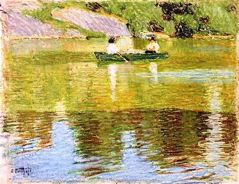 boating in central park painting 17 best images about edward henry potthast on pinterest