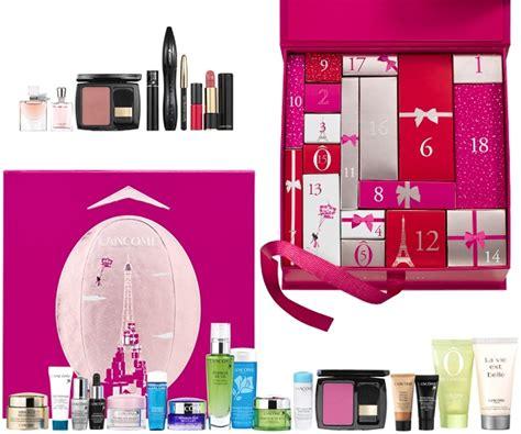 Calendrier De L Avent 2017 Maquillage Calendriers De L Avent Beaut 233 2017 Et Les Codes Promos