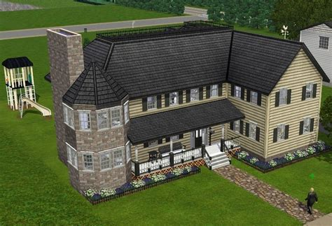 mod the sims the modern victorian mod the sims modern victorian house no cc sps or