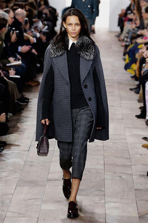 Hss Raglan new york fashion week michael kors autumn winter 2015