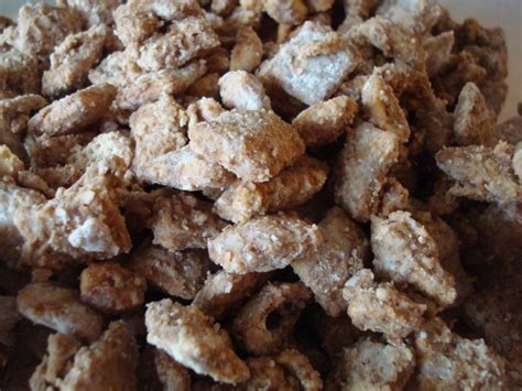 puppy chow recipe crispix peanut butter puppy chow recipe food
