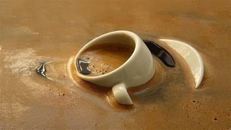 download wallpaper of coffee cup 1366x768 dunking coffee cup desktop pc and mac wallpaper