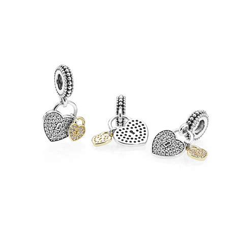 pandora cadenas de l amour charm pendentif cadenas de l amour pandora fr pandora