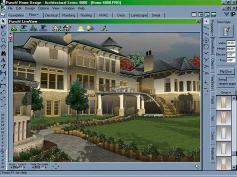 home and landscape design punch software home design software 12cad com
