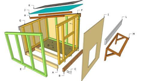 simple large house plans free large dog house plans unique simple dog house plans myoutdoorplans free