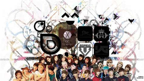 kpop wallpaper hd tumblr k pop backgrounds wallpaper cave