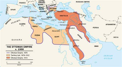The Fall Of Ottoman Empire The Decline Of The Ottoman Empire