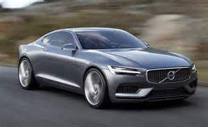 volvo cars new the hybrid volvo concept coup 233 hints at entire new lineup
