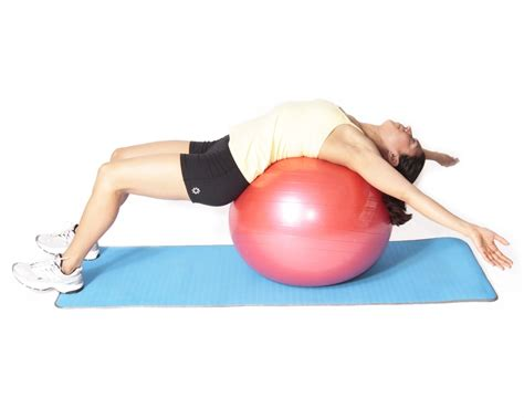 abdominal middle back stretch exercise this week s workout pint