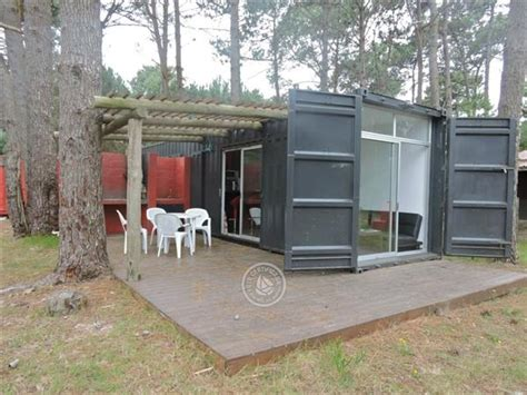 Garage Shop Designs minha casa container casa container na praia no uruguai