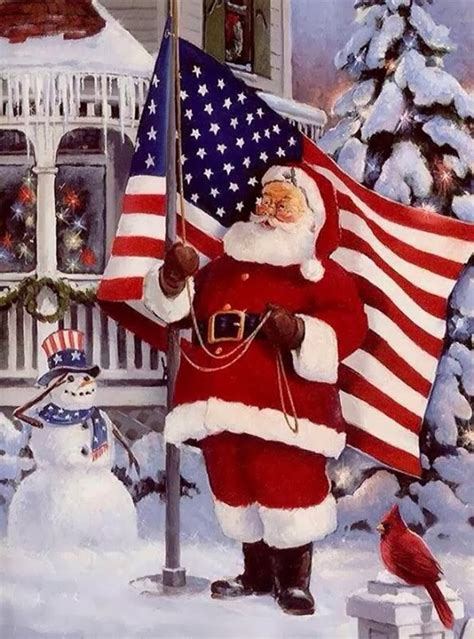 santa claus usa army warning signs merry