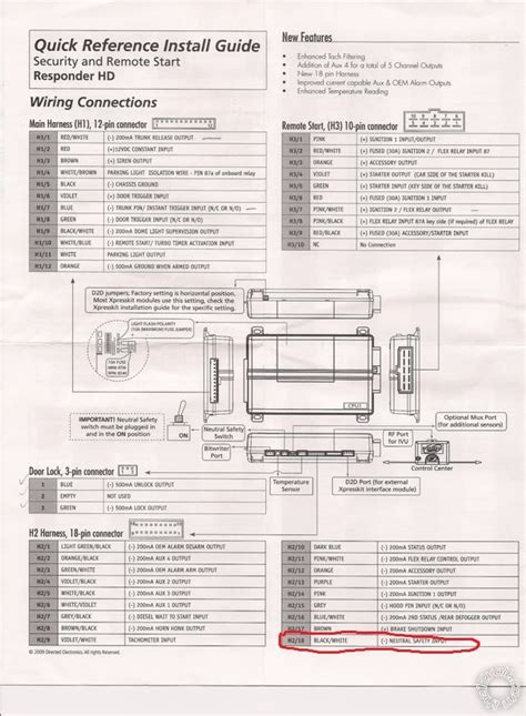 5901 viper alarm wiring diagram 5901 get free image
