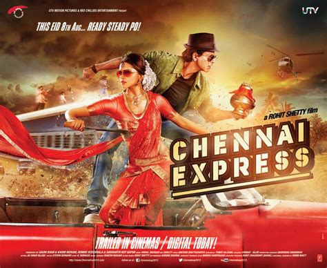 review film quickie express chennai express movie review