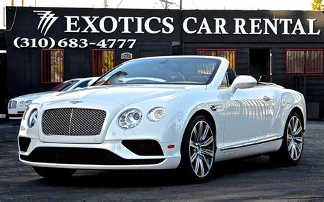 rent convertible cars  los angeles  exotic car