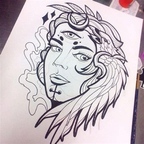 d 237 a de dibujo linea para comenzar tatuaje ta2 tinta