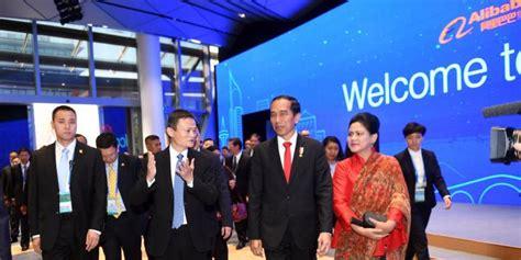 alibaba di indonesia bos alibaba jadi penasihat e commerce indonesia