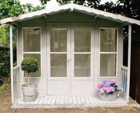 themes for summer house beautiful little shabby chic cubby house or summer house