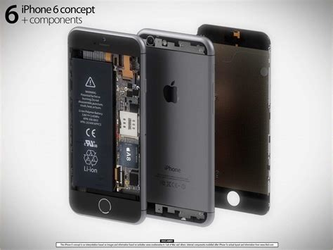 a iphone 6 the 5 5 inch iphone 6 will a 2 915mah battery but don t expect better battery cult