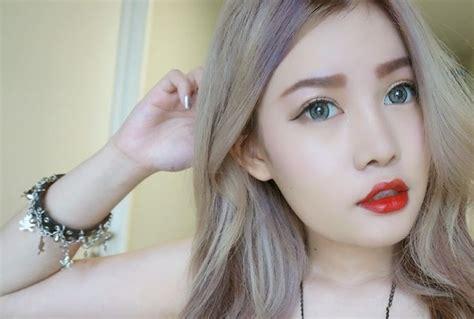 blogger beauty indonesia stella lee beauty blogger asli indonesia dengan