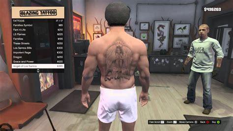 gta  tattoo parlor youtube