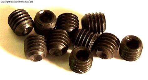 M4 Baut Pinion 4 X 5mm m3 x 3mm 3 x 3 black grub screws x 10 1 5mm hex ebay