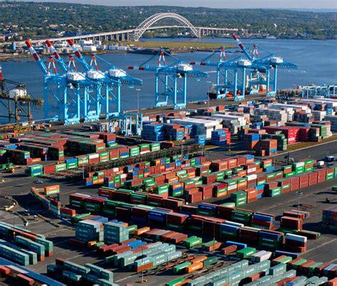 new york port new york new jersey port workers strike amoy