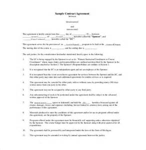 Legal Agreement Templates 10 Legal Agreement Templates Free Sample Example