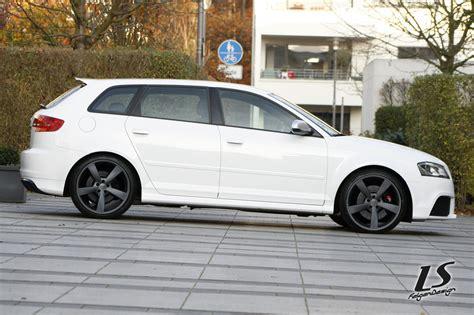 Winterreifen Audi A3 8l by News Alufelgen Ls Cardesign Umbau Audi A3 S3 Rs3 8p 8pa