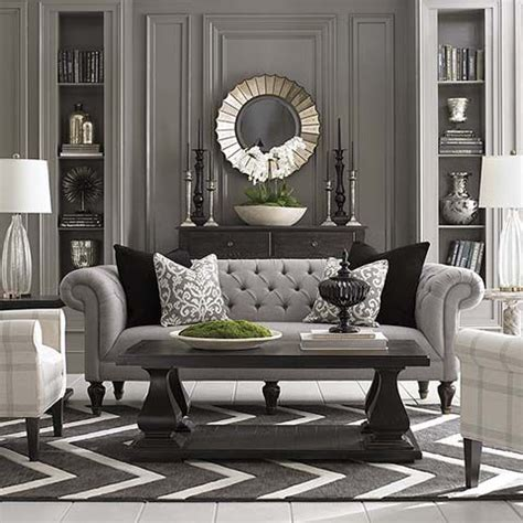 tufted sofa living room chesterfield sofa grey walls design and furniture