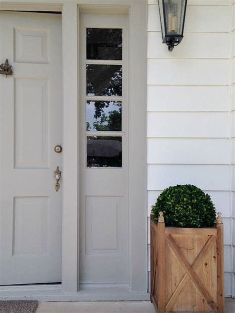 Exterior Front Door Colors 1000 Images About Sw Gray Exterior Color On Pinterest Pewter Paint Colors And Sherwin