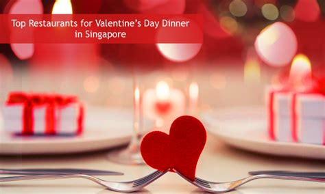 top 3 restaurants for valentine s day dinner in singapore