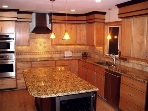 Santa Cecilia Light Granite Kitchen Pictures Santa Cecilia Light Granite To Create And Modern Kitchen Homestylediary