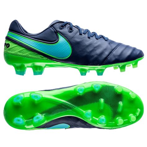 Nike Tiempo For nike tiempo legend vi fg soccer cleats coastal blue
