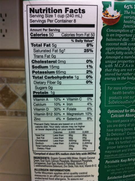 Grocery Labels/Ingredients Guide ? Bare 5