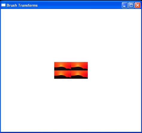 pattern brush wpf titlemode and viewport for imagebrush imagebrush