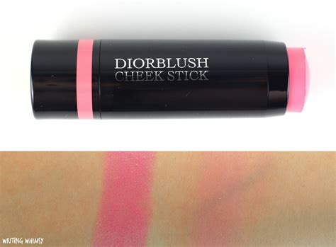 Diorblush Review cosmopolite fall 2015 diorblush cheek sticks review