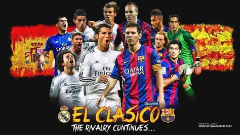 detiksport real madrid vs barcelona real madrid vs barcelona wallpapers wallpaper cave