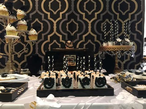 the great gatsby quinceanera theme great gatsby quincea 241 era party ideas photo 3 of 25