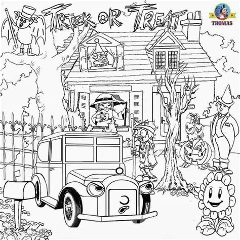 halloween coloring pages advanced printable halloween coloring pages for adults coloring home