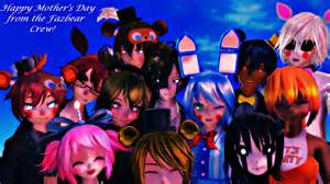 Fnaf x mmd happy mother s day by haruhi1776