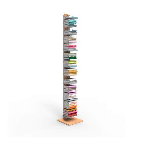 libreria a colonna libreria verticale a colonna in massello di faggio