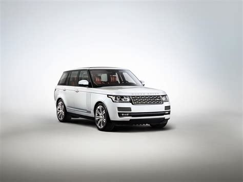 expensive range rover land rover prepares more luxurious range rover above the