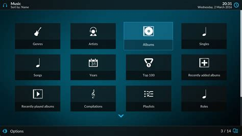 new themes kodi kodi 17 quot krypton quot media center to get a fresh look with