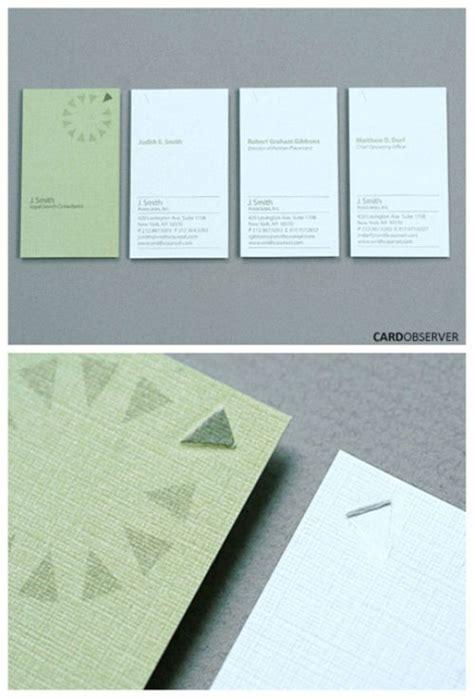 desain kartu nama marketing 60 contoh desain kartu nama dengan cetak emboss