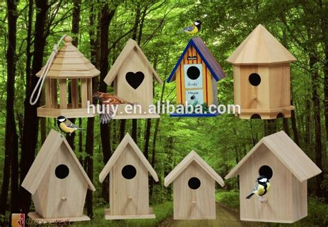 solid pine wood bird houses painted color wood bird cage wood bird nest paint color buy wood